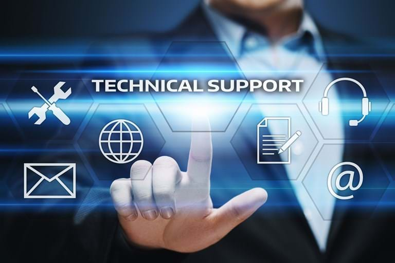 I.T support services